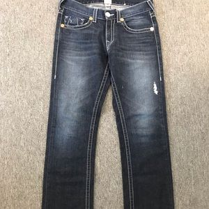 True Religion Made In Usa Bobby Jeans Size 32
